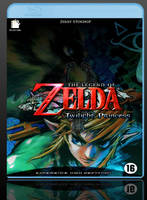 The Legend Of Zelda TP Blu-ray by IcarusFlight1