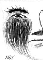 Haughty eye by dzhu