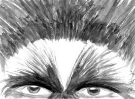 Strict eyes by dzhu