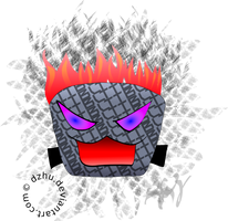 Damn little toaster from Hell by dzhu