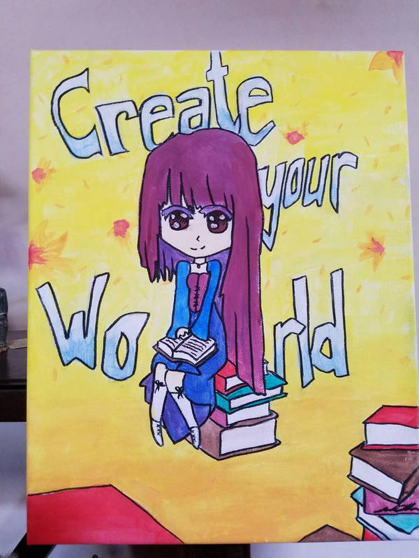 Create your world by firefreak120 on deviantart - Create your world ...
