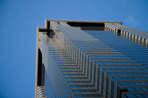 New York City Building by parka