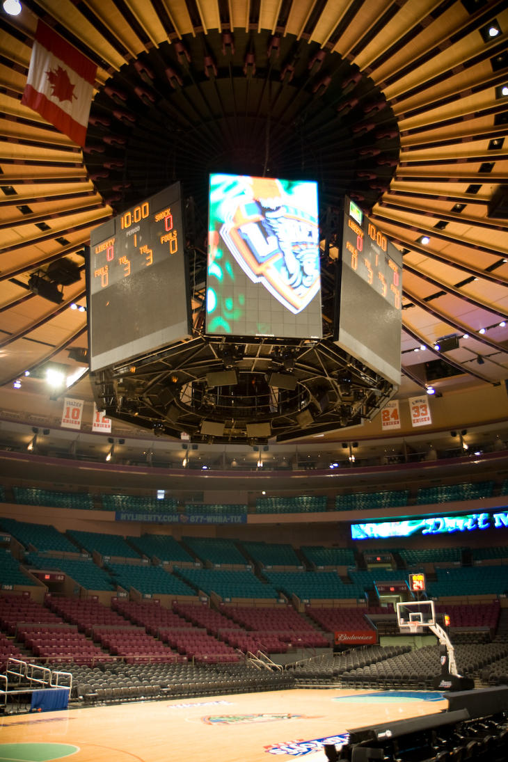 Madison Square Garden 3 by parka on DeviantArt