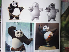 Art of Kung Fu Panda 02 by parka