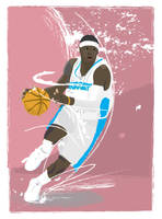 NBA Charge by parka
