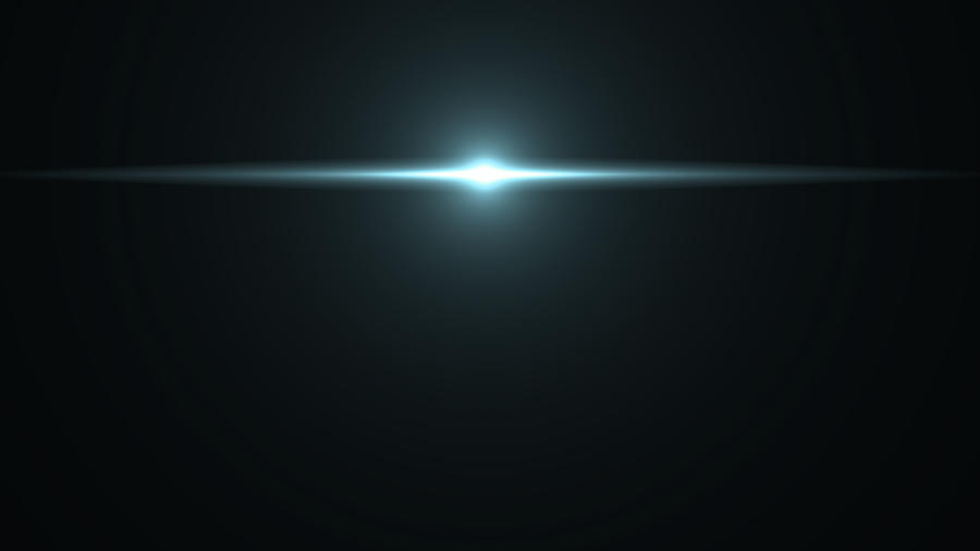 Yellow Lens Flare Png