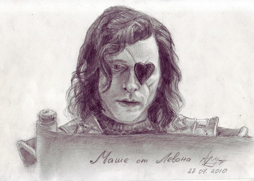 Knave of Hearts Tim Burton by Levon-Harutunyan on DeviantArt