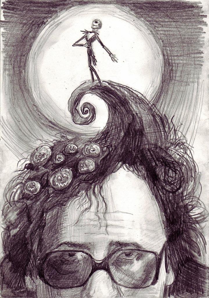 Mad Hatter Tim Burton by Levon-Harutunyan on DeviantArt