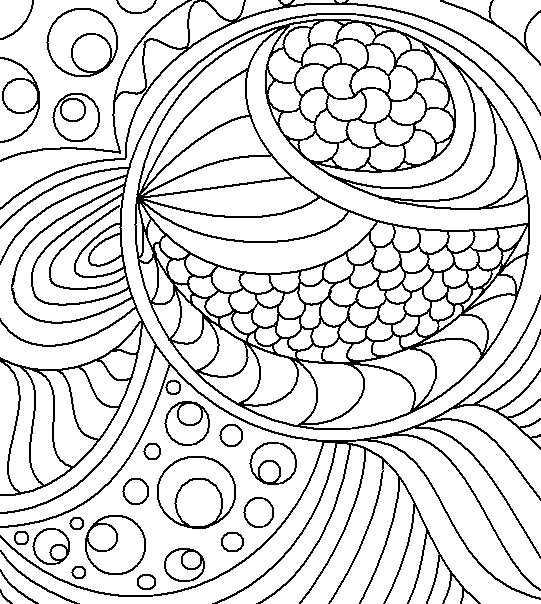 Abstract lineart 4 by drachenlilly on deviantart for Coloring pages abstract designs