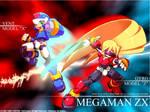 MEGAMAN ZX Wallpaper