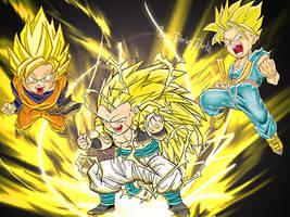 It's time to fusion by DorianDarko