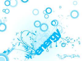 energy of blue by DorianDarko