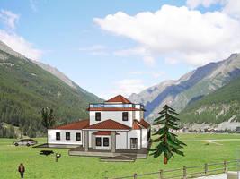 My ideal House by DorianDarko