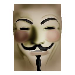 V for vendetta icon 2