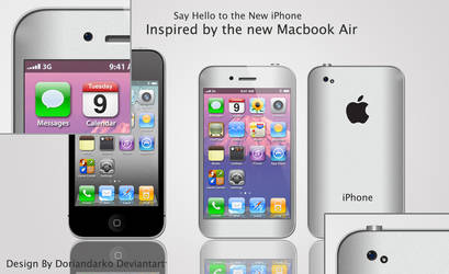iPhone 5 how I wish it was
