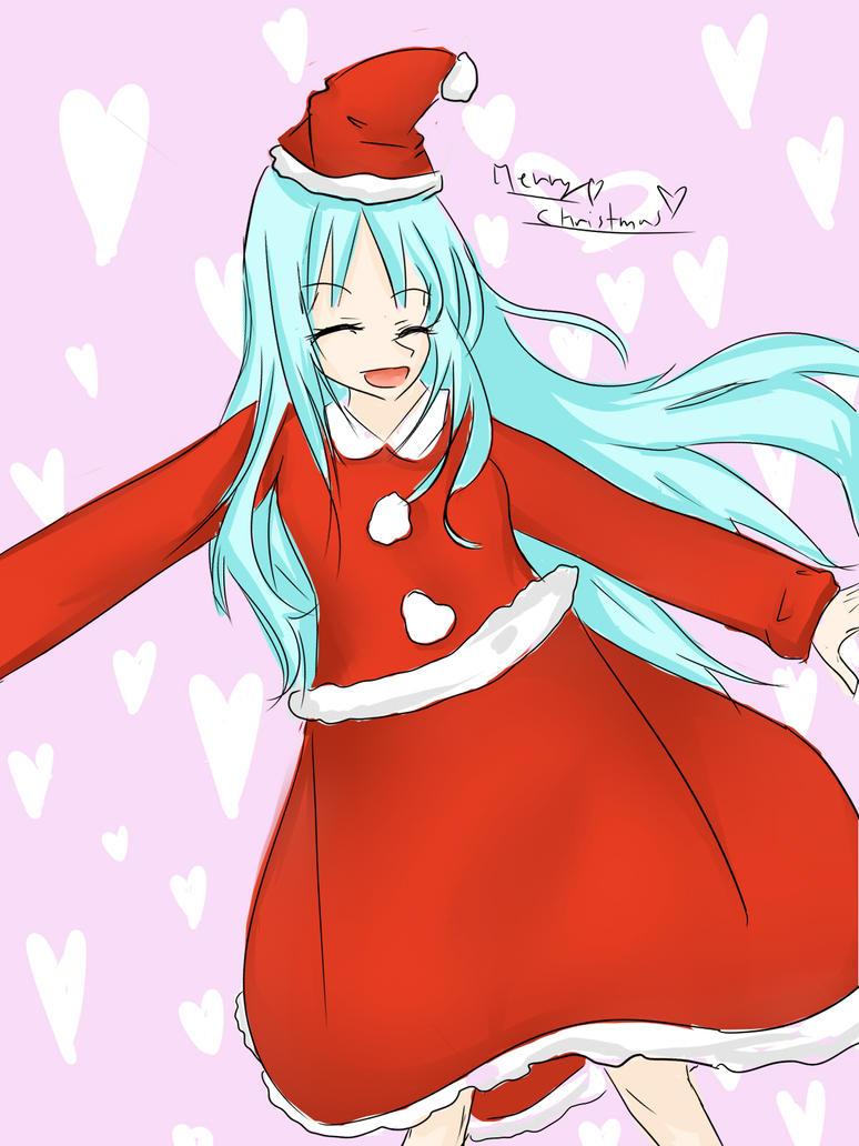 Merry Christmas by KuriMAD
