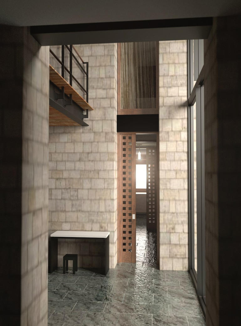 Interior Still Life - Sonoma Vineyard by Jamie-Rhys