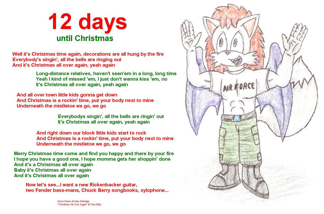 12 days until Christmas 2007 by RyanWolfSEAL on DeviantArt