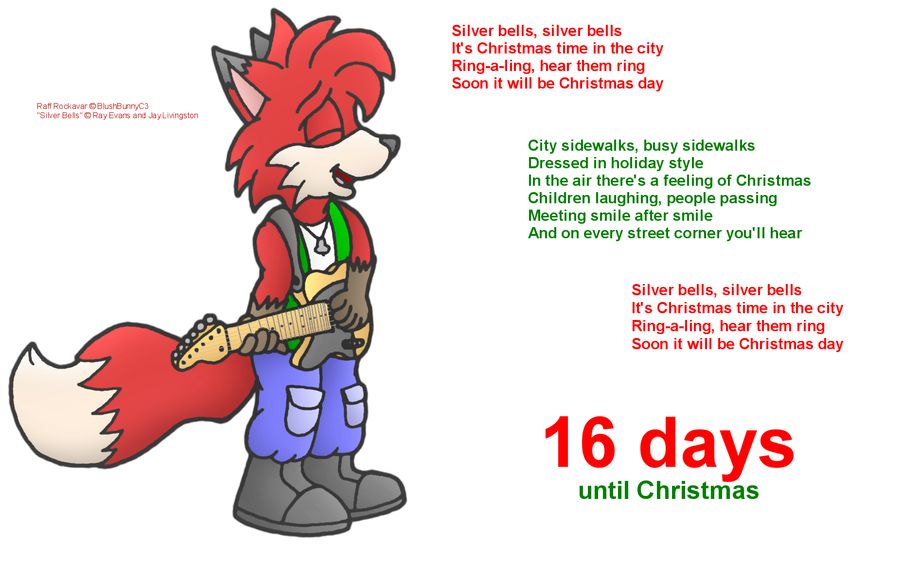 16 days until Christmas (10 year anniversary) by RyanWolfSEAL on ...