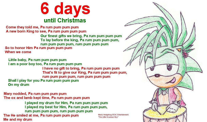 6 days until Christmas by RyanWolfSEAL on DeviantArt