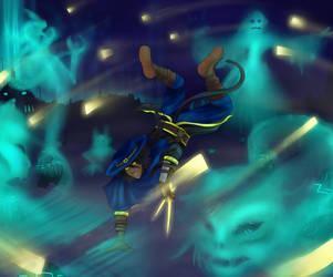 LI - Quest: Arcana Mortem