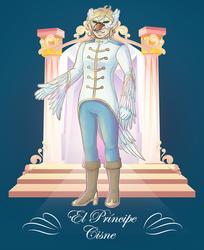 HMH - El Principe Cisne [Evento Mascarada]