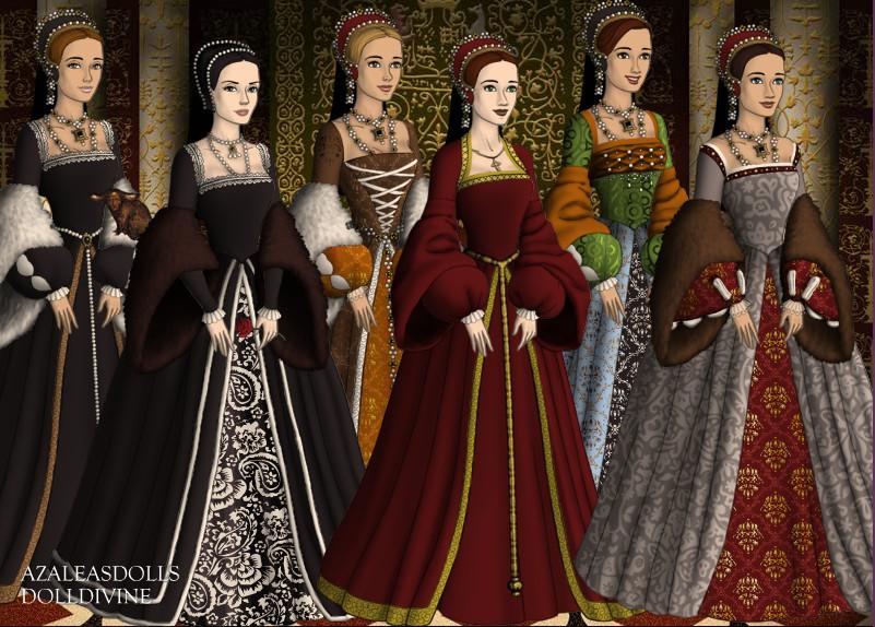 Henry viii wives homework help