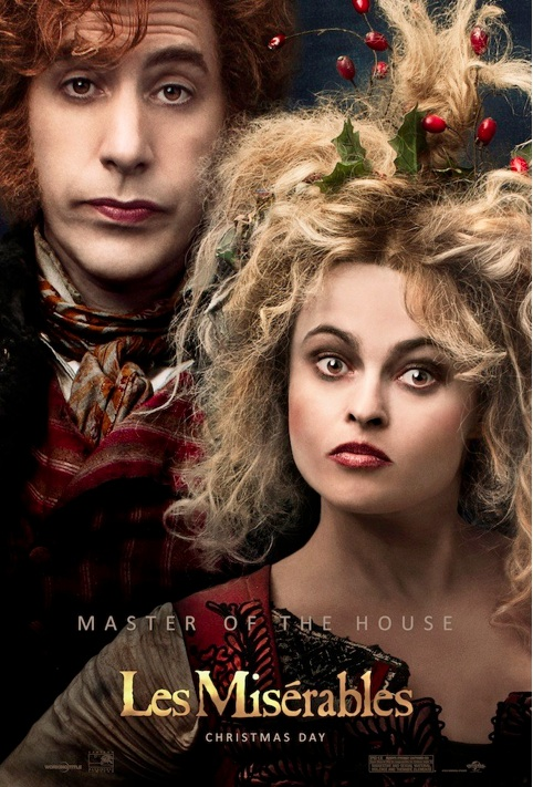 Les Miserables Master of the House 2012