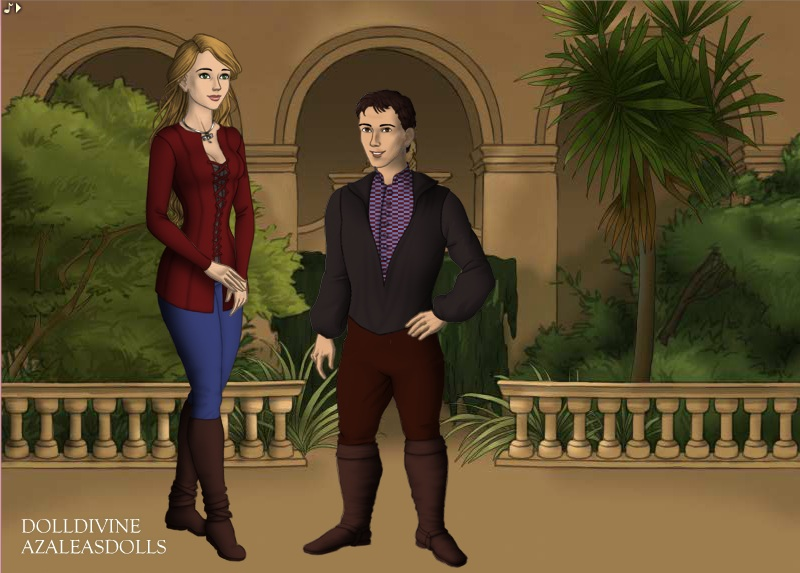 Emma and Henry by KatePendragon