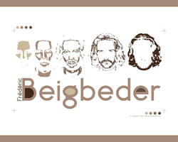 Frederic Beigbeder by Nasrian