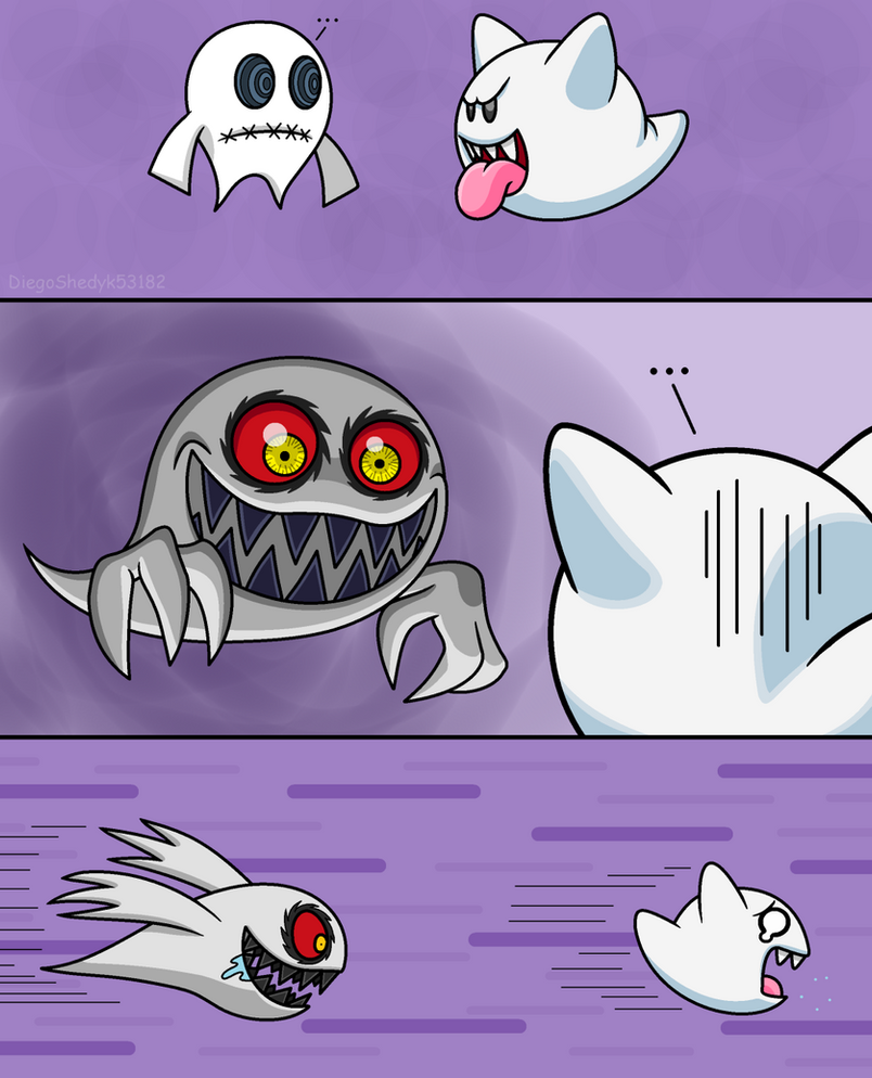 Fail scary by diegoshedyk53182 on deviantart