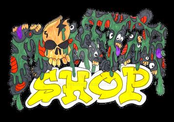 Monstar Shop by DaveDavids