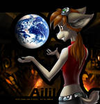 The world will be mine by z00mcat
