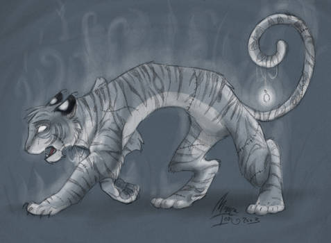 Ghostly Tiger