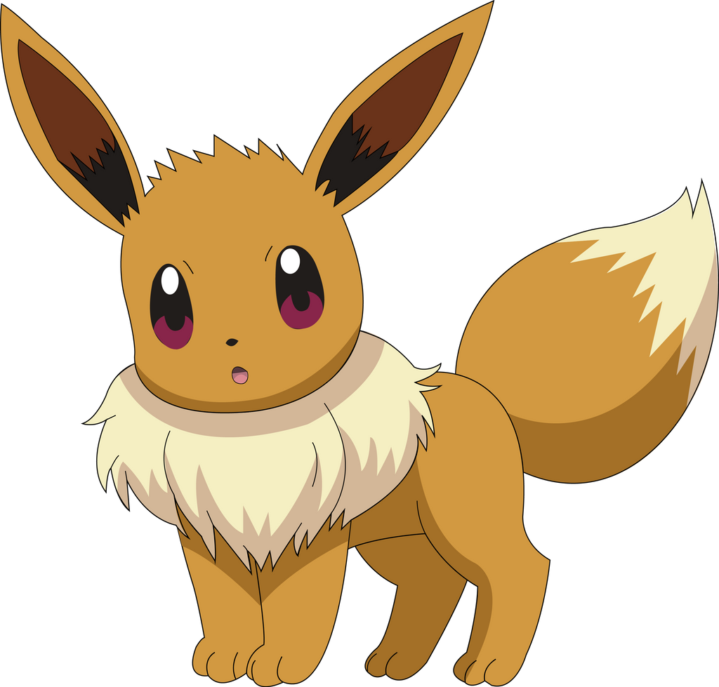 Image Result For Eevee Pokemon Color