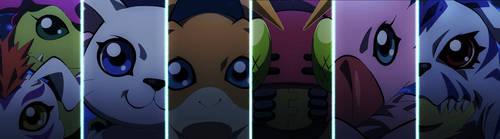 Screen Digimon Tri