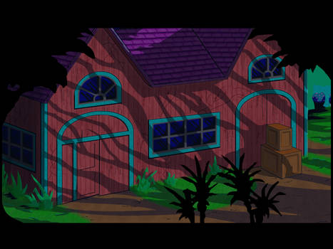 Colonel's Bequest, The Carriage House