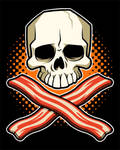 Skull and Crossbacon