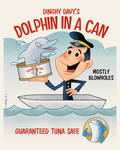 Dolphin in a Can