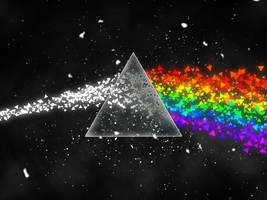 Dark Side of the Triangles by felixgrabowski