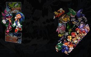 Bold New Moebius Wallpaper by ChaosJam