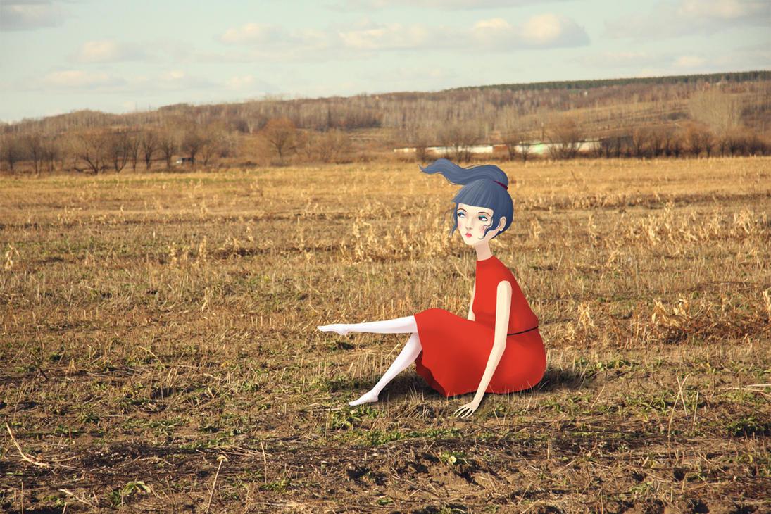 Wind by Reiko-kun