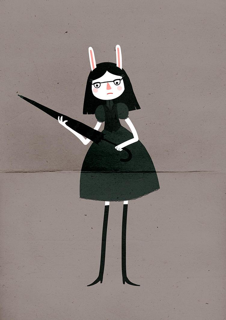 bunnygirl by Reiko-kun