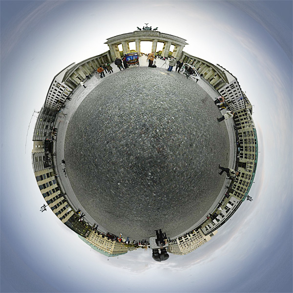 brandenburger tor polarpano by suckup