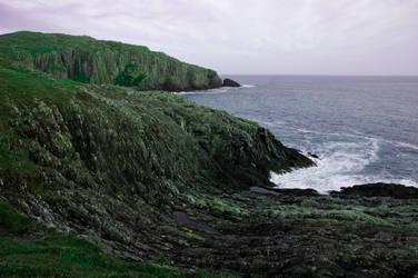 ireland IV - baltimore cliffs