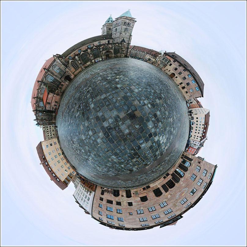 st. sebald 360 degree sphere by suckup