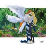 An Angel in love II