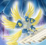 The Music of Seraphimon