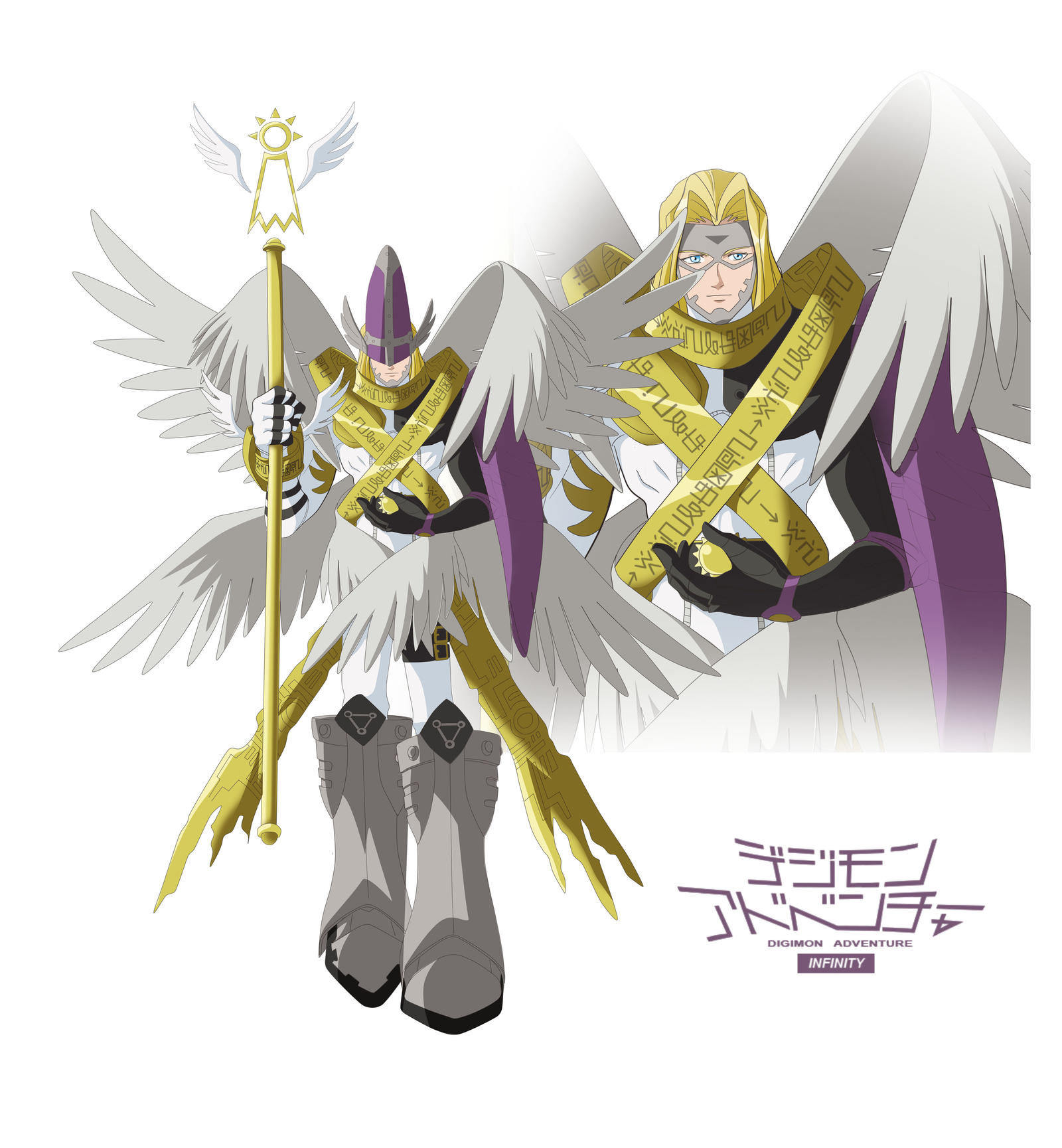Millennium Holy Angemon - Updated by Ayhelenk