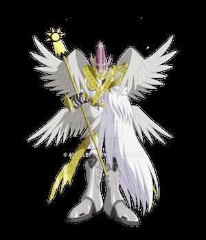 Millennium Holy Angemon - I